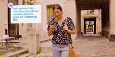 Wefight développe un chatbot accompagnant le patient dans son parcours de soin