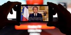 «Nous sommes en guerre», Emmanuel Macron, 16mars 2020.