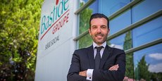 Vincent Bastide, DG du groupe Bastide Médical