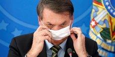 La « petite grippe » de Jair Bolsonaro