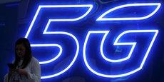 La vente des fréquences 5G aux opérateurs rapportera un minimum de 2,17 milliards d'euros à l'Etat.