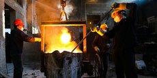 Les aciéries chinoises, les premières au monde, sont situées loin de la province de Wuhan et sont restées dynamiques malgré la crise.