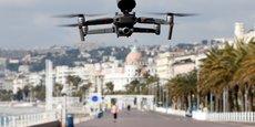 Au salon Milipol 2021, les drones seront très présents
