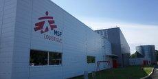70 des 170 salariés de la plate-forme logistique de MSF à Mérignac travaillent actuellement sur place pour maintenir l'activité malgré l'apparition du Covid-19. Les autres sont en télé-travail.
