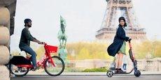 Uber a suspendu ses services de vélos et de trottinettes en libre service dans le contexte de confinement imposé pour lutter contre la pandémie de Coronavirus.