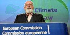 L'UE a le choix de s'entêter et continuer à s'enfoncer dans le cul-de-sac de cette transition énergétique absurde dans laquelle l'entraine le Commissaire en charge du climat, Franz Timmermans.