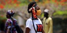 Au 27 mars à 20h, le Nigeria a enregistré 70 cas de contamination confirmés, 3 cas écartés et 1 décès.
