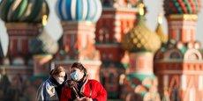 CORONAVIRUS: LA RUSSIE VA FERMER SES FRONTIÈRES LUNDI