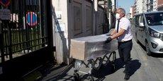 CORONAVIRUS: ONZE MORTS DANS UN EHPAD DE L'HÉRAULT