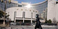 CORONAVIRUS: LA CHINE SURPREND EN BAISSANT UN TAUX À COURT TERME