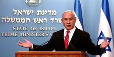 CORONAVIRUS: LE PREMIER MINISTRE ISRAÉLIEN À L'ISOLEMENT
