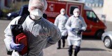 CORONAVIRUS: LE BILAN DÉPASSE LES 3.000 MORTS EN FRANCE