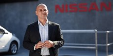 Nissan nomme un connaisseur des marchés africains au poste de président Afrique et Moyen-Orient.