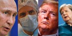 Donald Trump, testé négatif à deux reprises, a annulé plusieurs meetings de campagne à travers le pays.