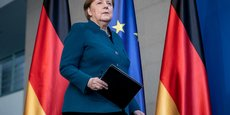 MERKEL LAISSE ENTENDRE QUE LE CONFINEMENT SERA PROLONGÉ