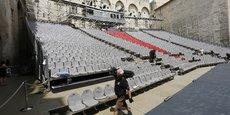 CORONAVIRUS: LE FESTIVAL D'AVIGNON TOUJOURS DANS L'EXPECTATIVE
