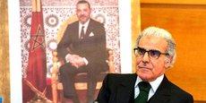 Abdellatif Jouahri, gouverneur de la banque centrale marocaine