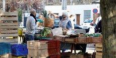 Je suis favorable à l'ouverture de tous les marchés en plein air et de toutes les halles alimentaires, a déclaré le ministre dans l'émission Dimanche en politique sur France 3.
