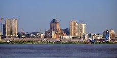 Kinshasa, capitale de la République démocratique du Congo (RDC).
