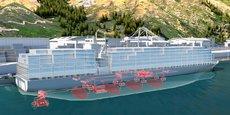 HDF et ABB ont officialisé un rapprochement sur l'industrialisation de cœurs de piles à combustible à hydrogène pour la propulsion des grands navires.