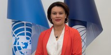 Elcia Grandcourt, directrice du département Afrique de l'Organisation mondiale du tourisme (OMT).