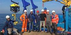 Forssea Robotics est spécialisée dans la conception et la fabrication de systèmes de connexion autonome pour des applications marines en grande profondeur à destination des industries offshore.