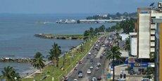 Libreville, capitale du Gabon.