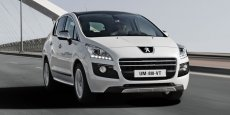 Le Peugeot 3008 Hybrid 4 verrait son bonus se retreindre