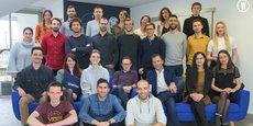 L'équipe d'OnCrawl à Bordeaux