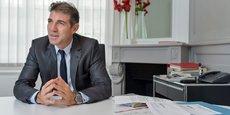 Alexandre Salas-Gordo est candidat cette année à la présidence nationale de l'Ordre des experts-comptables.