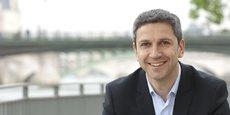 L'adjoint à la maire de Paris chargé des transports, de la voirie, des déplacements et de l'espace public Christophe Najdovski.