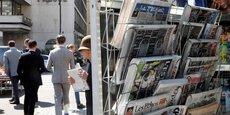 Photo d'illustration. La CGT s'était mobilisée depuis lundi contre cette liquidation partielle en bloquant la distribution des journaux nationaux et de certains magazines dans plusieurs régions.