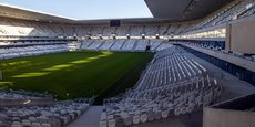 Vide depuis la mi-mars, le stade Matmut Atlantique risque de rester silencieux encore plusieurs mois.