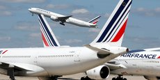 Air France a obtenu fin avril une aide de sept milliards d'euros de la part de l'État