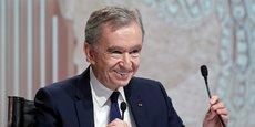 Dans un communiqué commun, LCM et Groupe Arnault qualifient l'arrivée de ce dernier d'«accord de partenariat entre les familles Arnault et Lagardère».