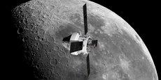 Quand des astronautes se poseront sur la Lune en 2024, ils s'y rendront grâce au module de service européen.