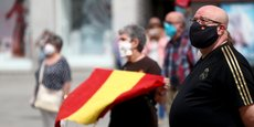 CORONAVIRUS: L'ESPAGNE DÉCLARE DIX JOURS DE DEUIL NATIONAL