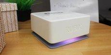 La solution POD Sentinel permet de sécuriser l'air ambiant. (Crédits : Rubix S&I).