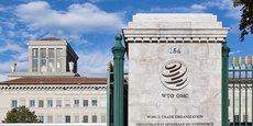 Siège de l'Organisation mondiale du Commerce (OMC) à Genève.