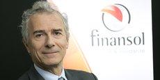 Frédéric Tiberghien, président de Finansol, l'association qui représente les acteurs de l'épargne solidaire.