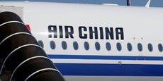 Actuellement, quatre compagnies aériennes chinoises exploitent des vols entre les États-Unis et la Chine contre zéro pour les groupes américains, d'après le DoT.