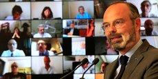 Discours d'Édouard Philippe, premier ministre, à l'occasion du lancement du Ségur de la Santé, le 25 mai 2020.