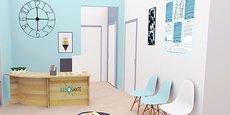 BuroStation ouvre son 1e espace partagé Réso Santé, dédié à la santé dans la gare de Montpellier