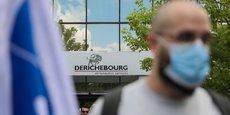 La signature de l'accord avait provoqué plusieurs rassemblements de salariés mécontents devant le siège de Derichebourg Aeronautics, à Toulouse.