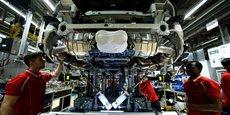 Le marché automobile est en difficulté