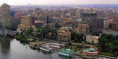 Le Caire, Egypte.