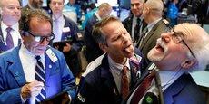 Sur les 13 plateformes où peuvent s'échanger des actions aux États-Unis, seul le NYSE offre encore les services de traders en chair et en os.