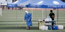 La ville a dénombré 36 nouveaux cas de coronavirus au cours des dernières 24 heures.