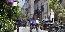 Les logements dans le quartier des Chartrons, à Bordeaux, restent très recherchés par les acquéreurs parisiens.