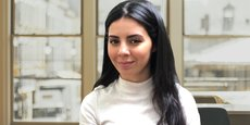 Marwa Kaabia, Responsable du recrutement chez Cyberdian.